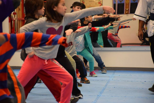Self-Defense & Conflict Resolution Skills Go Hand-in-Hand in Children Martial Arts Class