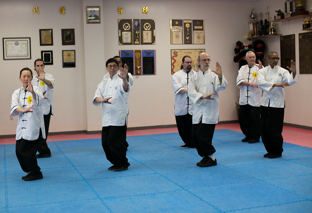 Tai Chi's Immune Boosting Power
