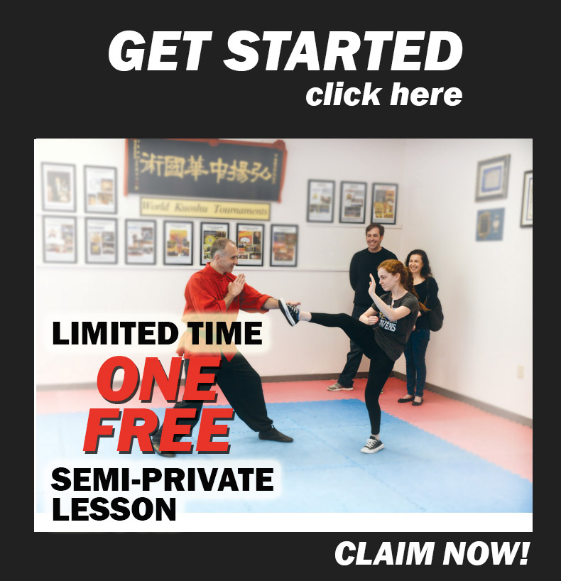 Free Martial Arts Lessons Marriottsville