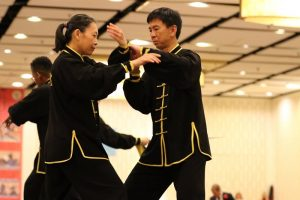 What is Tai Chi Push Hands?