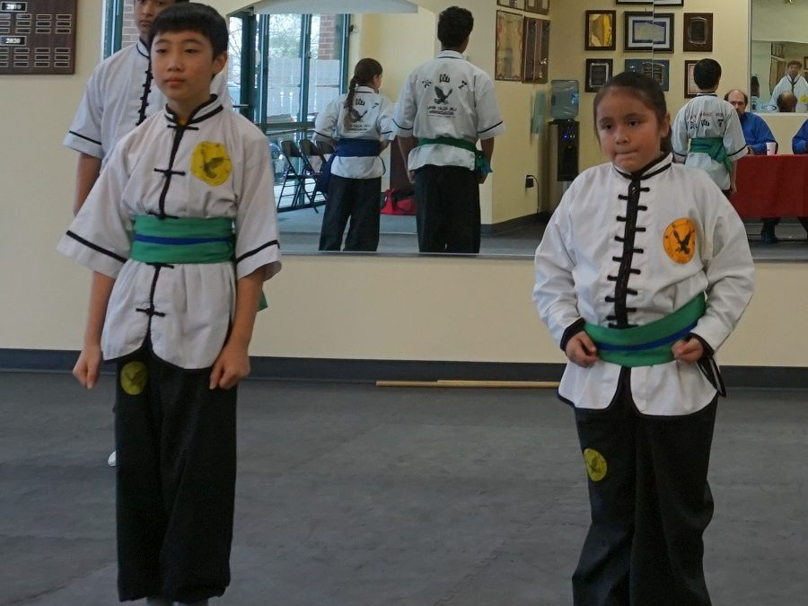 How We Build Confidence in Children's Martial Arts Classes