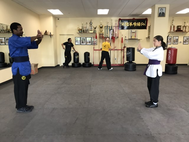Teaching Respect and Self-Respect with Children's Martial Arts Class