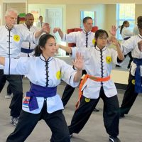 Stress Relief and Management for Boosting Immunity and Improving Health with Tai Chi At Home