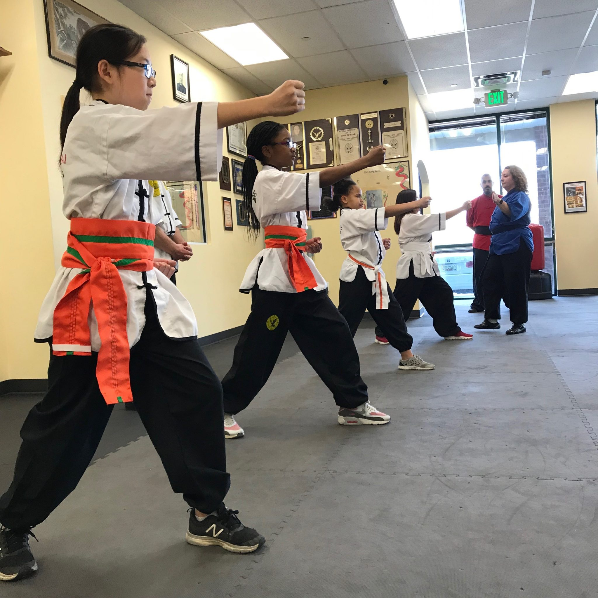Life Lessons on Self-Discipline with Children's Martial Arts